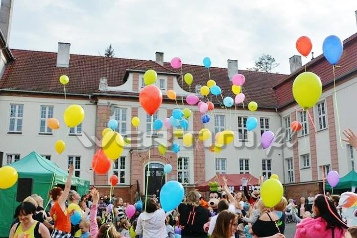 WERTINI Balony z helem