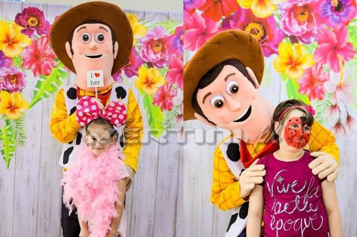 WERTINI Żywa maskotka Chudy z Toy Story