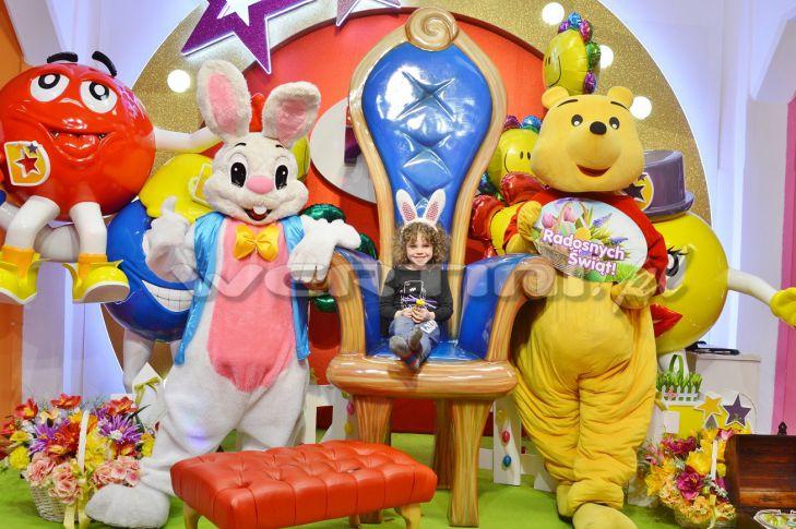 WERTINI Wielkanocna imprezka dla dzieci