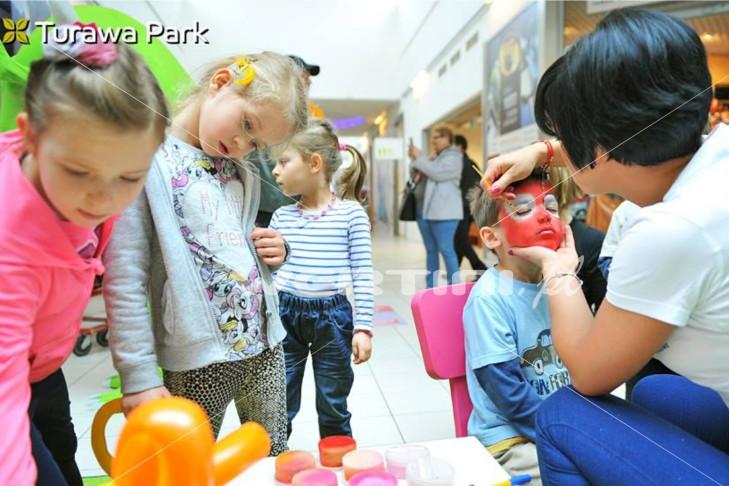 WERTINI Malowanie twarzy dla dzieci