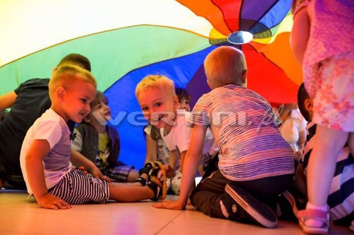 WERTINI Organizacja zabaw tematycznych dla dzieci