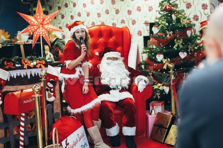 WERTINI Świąteczny event z Mikołajem