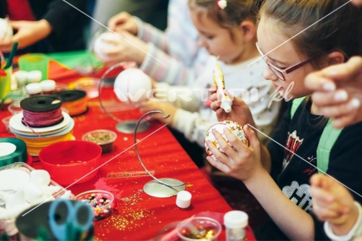 WERTINI Świąteczne warsztaty dekorowania bombek