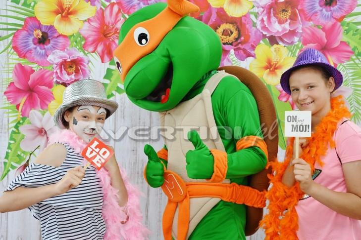 WERTINI Event z Żółwiem Ninja