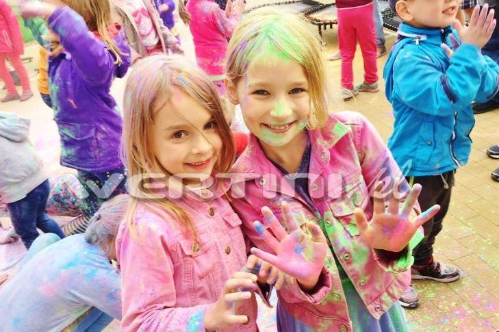 WERTINI Festiwal kolorów dla dzieci