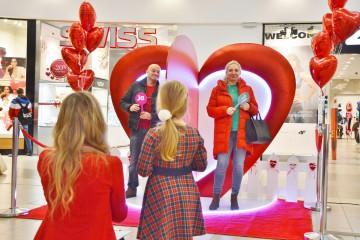 WERTINI Eventy w galeriach Walentynki