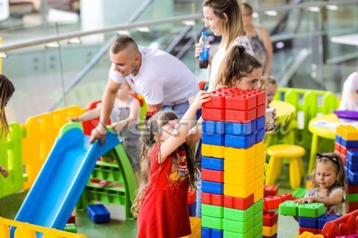 WERTINI Imprezki dla dzieci, klocki konstrukcyjne
