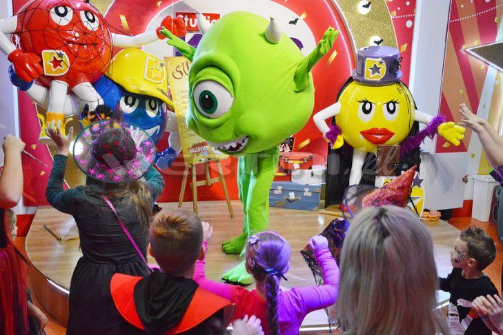 WERTINI Event halloween dla dzieci