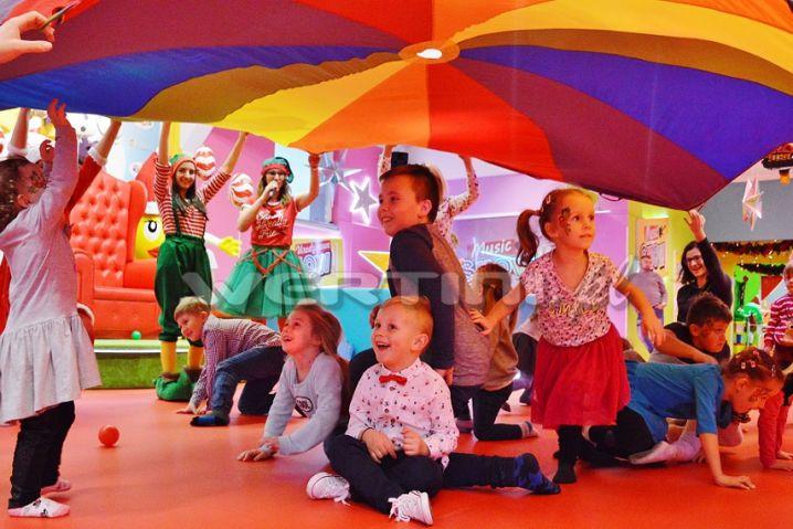 WERTINI Zabawy na Mikołajki dla dzieci