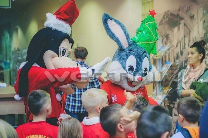 WERTINI Świąteczne postacie bajkowe do wynajęcia