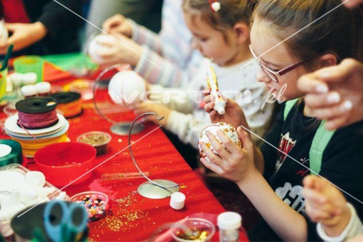 WERTINI Świąteczne warsztaty dla dzieci