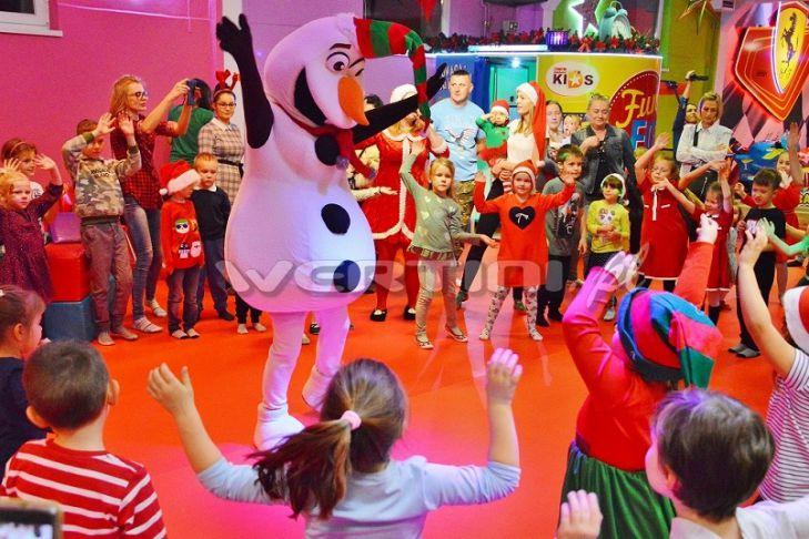 WERTINI Świąteczna imprezka dla dzieci
