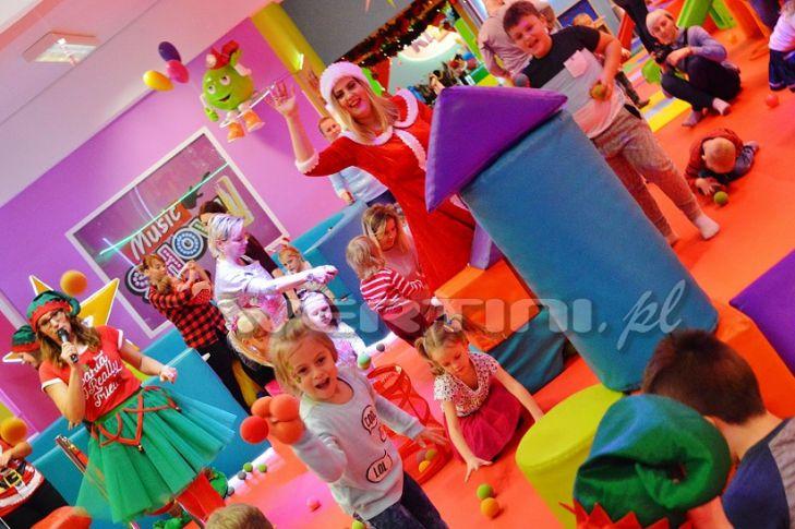 WERTINI Mikołajkowy event dla dzieci