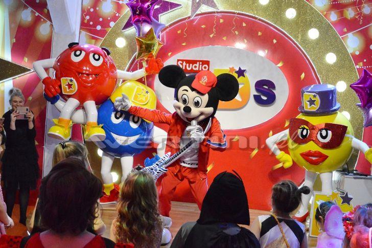 WERTINI Żywa maskotka Myszka Miki do wynajęcia
