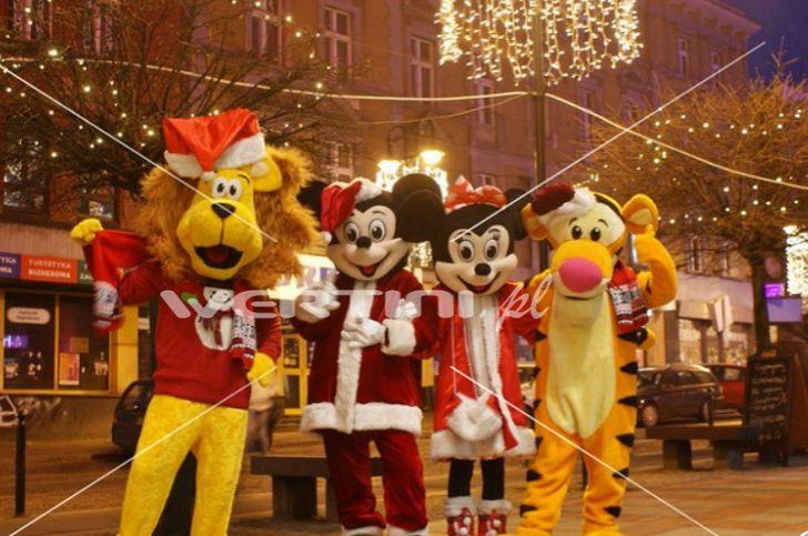 WERTINI Świąteczne postacie bajkowe