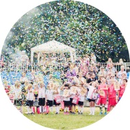 Wyrzutnia konfetti na imprezy / eventy