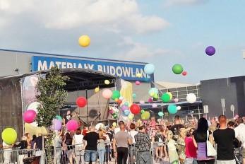 Balony giganty na imprezy