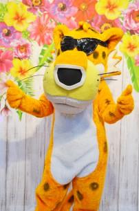 Chester żywa maskotka