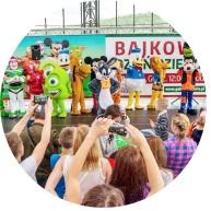 Organizacja eventów i imprez dla dzieci w obiektach handlowych