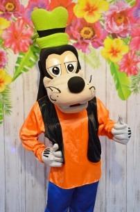 Goofy, czyli fantastyczna żywa maskotka