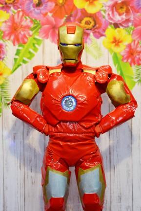 Ironman, chodząca postać bajkowa