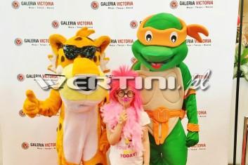 Fotki z Żółwiem Ninja