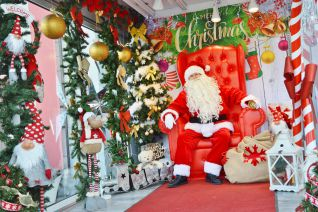 Santa Truck, pojazd Świętego Mikołaja