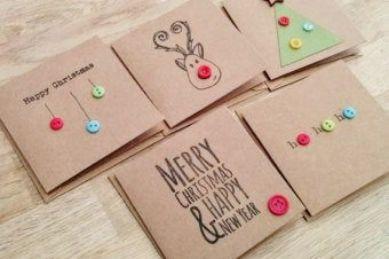 Warsztaty tworzenia kartek bożonarodzeniowych