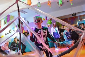 Organizacja halloween dla dzieci
