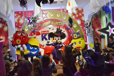 Organizacja imprezki halloweenowej dla dzieci