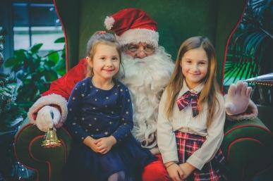 Spotkanie z Mikołajem dla dzieci
