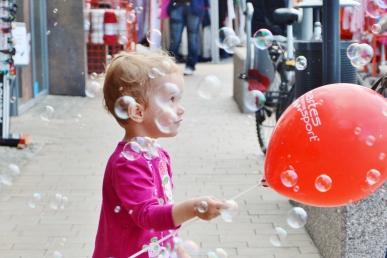 Bańki mydlane dla dzieci