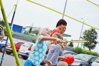 Badminton dla dzieci na wynajem