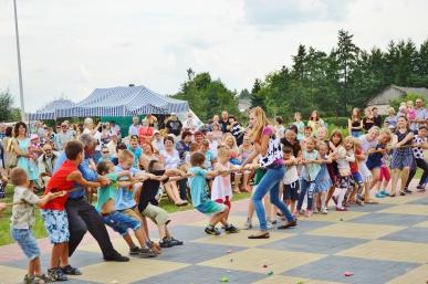 Impreza dla dzieci w temacie Szalony Dziki Zachód