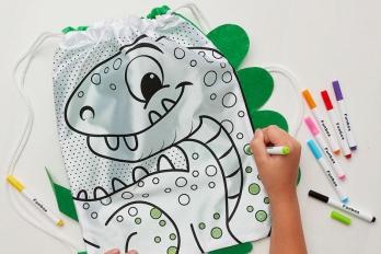 Warsztaty malowania toreb ekologicznych