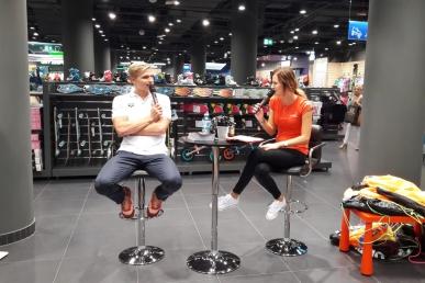 Wywiady ze sportowcami